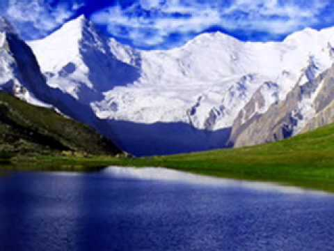 Rush Lake (Highest Lake of Pakistan)