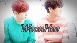 HwanHee And WooShin ♥ [ WOONHEE/ HWASHIN ] UP10TION ♡ COUPLE [WOO+nHee= WoonHee]