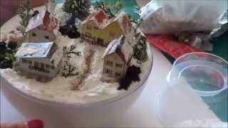 getlinkyoutube.com-Szkola Decoupage™ - Bombki i Ozdoby świąteczne - Christmas Edition