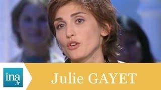 "Julie Gayet ""Lovely Rita, c'est moi"" - Archive INA"
