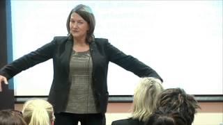 Fler kvinnor som företagare och ledare - Lotta Snickare