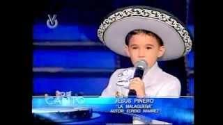 La Malagueña  - Jesús Gabriel - 5 añitos
