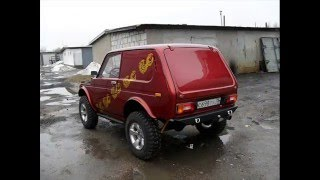 getlinkyoutube.com-Auto Paint: ВАЗ 2121 (Niva Сustom)