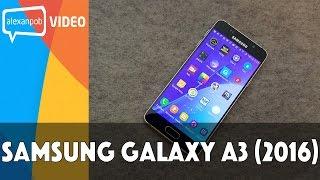 getlinkyoutube.com-Обзор Samsung Galaxy A3 (2016): очень красивый и небольшой Samsung