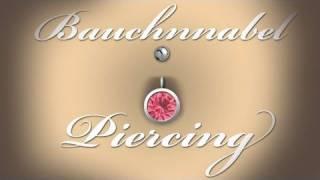 getlinkyoutube.com-Bauchnabel - Piercing & meine Sammlung
