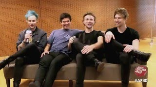 getlinkyoutube.com-5 Seconds of Summer chat with Dom Lau on Asia Pop 40 (Full Interview)