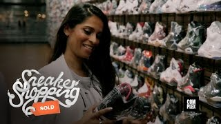 getlinkyoutube.com-YouTube Sensation Lilly Singh Goes Sneaker Shopping With Complex | Sneaker Shopping