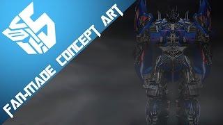 getlinkyoutube.com-Transformers 5 - Ultra Magnus Concept Art (Fan-Made)