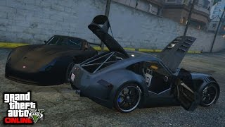 getlinkyoutube.com-GTA 5 PS4 - Bravado Verlierer Car Showcase $695,000 (GTA V DLC)