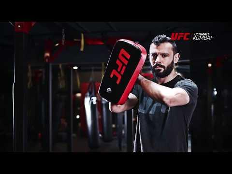 UFC Contender Muay Thai Pad