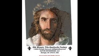 getlinkyoutube.com-Comparison of the ISA Tile, Prince of Peace and Shroud of Turin
