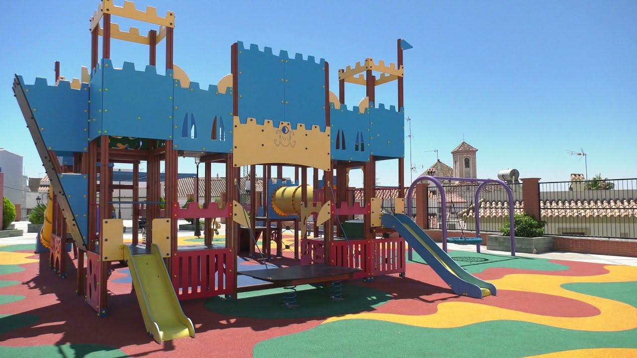 Inauguración del parque de Pozo Del Rey