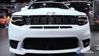 getlinkyoutube.com-2017 Jeep Grand Cherokee SRT - Exterior and Interior Walkaround - 2017 Detroit Auto Show