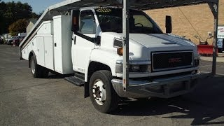 getlinkyoutube.com-1569 07 GMC 5500 U Haul car hauler for hot shot trucker auto hauler