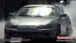 getlinkyoutube.com-1,300hp SUPRA 2JZ TWIN TURBO vs MAZDA RX7 13B STOCK CHASSIS
