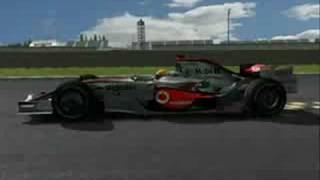 RFactor Magny Cours Bibidore vs Susa