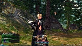 getlinkyoutube.com-Blade & Soul 2.0 Gon Kung Fu Master Skills Gameplay HD+