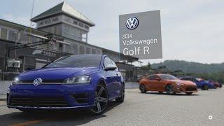 getlinkyoutube.com-Forza Motorsport 6 - Qualifying Series: 2014 Volkswagen Golf R Gameplay (Day) [1080p 60FPS HD]