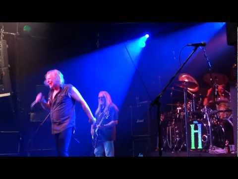 Uriah Heep 2013 - Gypsy / Look At Yourself - Live 20.03.2013 Nürnberg Germany HD