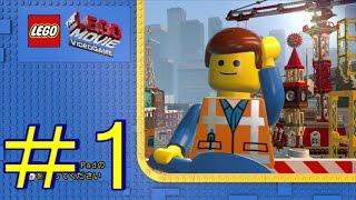 getlinkyoutube.com-『LEGO』レゴムービーザ・ゲーム実況プレイPART1