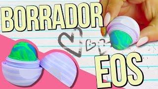 getlinkyoutube.com-Transforma tu EOS en BORRADOR ♥ HAZ TUS PROPIOS BORRADORES! - DIY