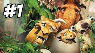 getlinkyoutube.com-Ice Age: Dawn of the Dinosaurs Walkthrough | Part 1 (Xbox360/PS3/Wii/PC)
