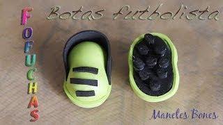 getlinkyoutube.com-Curso avanzado de fofuchas -#2: Las botas de futbolista