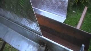 getlinkyoutube.com-Homemade Bending Tool/sheet metal brake