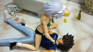 getlinkyoutube.com-SEXY MAIDS (parte 3) - foto comic - manga - stopmotion Figma