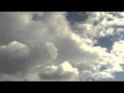 Blue Sky with Clouds Time Lapse - Free Royalty Stock Footage HD