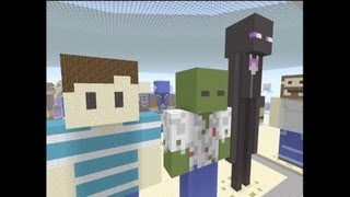 getlinkyoutube.com-BootstrapBuckaroo and Slamacow Statues!