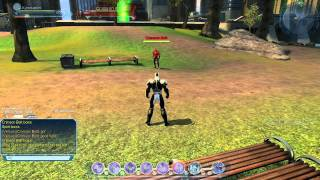getlinkyoutube.com-DC Universe Online Commentary - 1v1 PvP at the Superman Statue