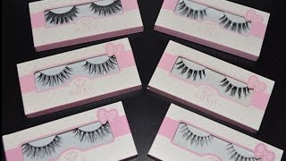 Koko Lashes || Review, Try On