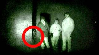 getlinkyoutube.com-Weird Stuff Caught on Tape During Paranormal Investigation. Ghost Hunt Footage