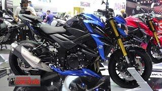 getlinkyoutube.com-GSX-S750 ถล่มคู่แข่ง 347,000 Raider R150 65,900 Van Van 200 129,000 : motorcycle tv