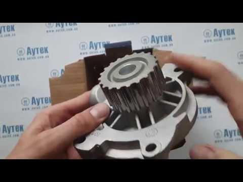 Помпа Ruville. Обзор водяного насоса на Volkswagen T4/LT/Audi 100/A6