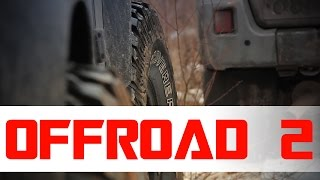 getlinkyoutube.com-Offroad 2: Defender, Wrangler, L200, F250, Patriot, Kalina и все все все.