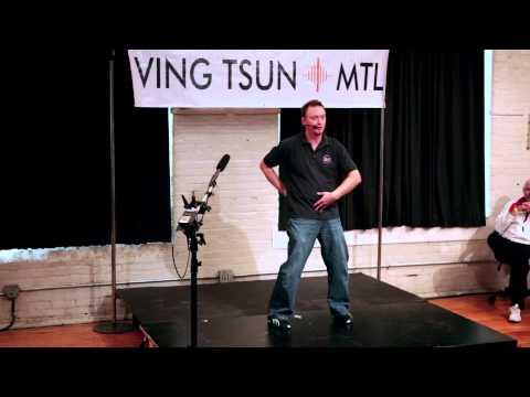 Sunfist Ving Tsun - workshop recording 10/22/2011