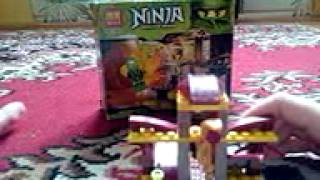 getlinkyoutube.com-Подделка на Lego Ninjago Bela Ninja