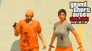getlinkyoutube.com-GTA 5 Heist - PRISON BREAK FULL HEIST GAMEPLAY! (GTA 5 Heist DLC Gameplay)