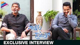 Nannaku Prematho Exclusive Interview Full Video | Ft. NTR and Jagapathi Babu | Telugu Filmnagar