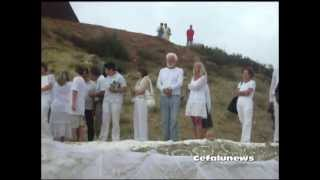 Il rito della luce presso la Piramide di Motta D'Affermo
