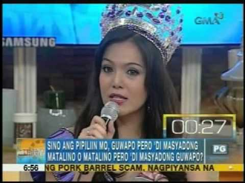 ... Philippines 2014 Trixie 'Isabel Oli' Maristela | GMA News Online