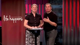 Life Happens- Stacy and Derrick Mueller