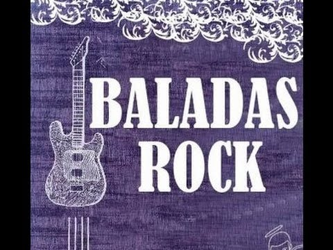 baladas rock ingles & español mix