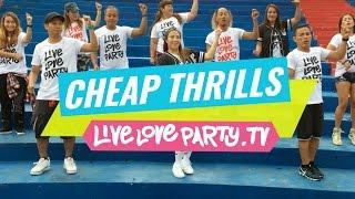 getlinkyoutube.com-Cheap Thrills   Zumba®   Live Love Party   Dance Fitness