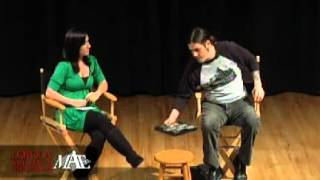 getlinkyoutube.com-Philip H Anselmo Interview Loyola University March 2009 New Orleans Housecore Radio Complete