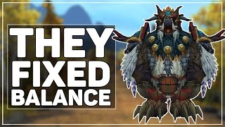 getlinkyoutube.com-WoW Legion Alpha: Blizzard Have Made Balance Druids Awesome