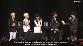 getlinkyoutube.com-[ENG] SHINee Boys Meet U Special Showcase