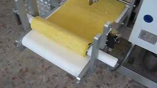 getlinkyoutube.com-Máquinas Automáticas para Pastifícios: Cilindro Automático Esfolhadeira CA/280
